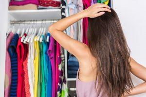 Hulp bij het kiezen van kleding