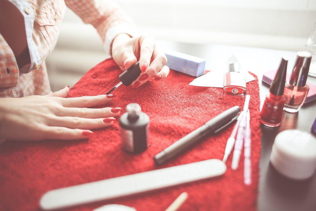 Houd je nagels mooi en representatief