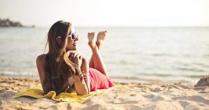 Ken uw huidtype wanneer je voor het eerst onder de zonnebank gaat