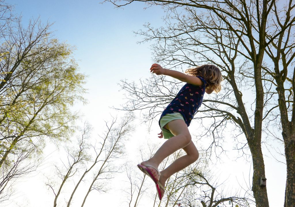 Waarom een trampoline de beste aankoop is van het voorjaar